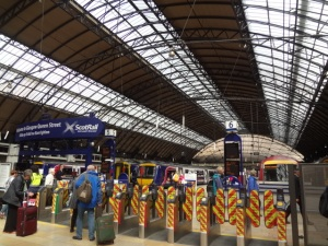Queen Street Station, Glasgow